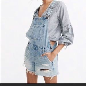Abercrombie and Fitch Overalls
